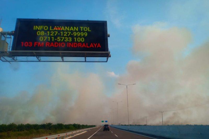 Polisi periksa 16 orang pemilik lahan terbakar di Ogan Ilir
