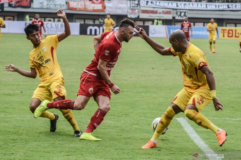 Pelatih Bhayangkara sengaja tak mainkan Flavio Junior kontra Persija