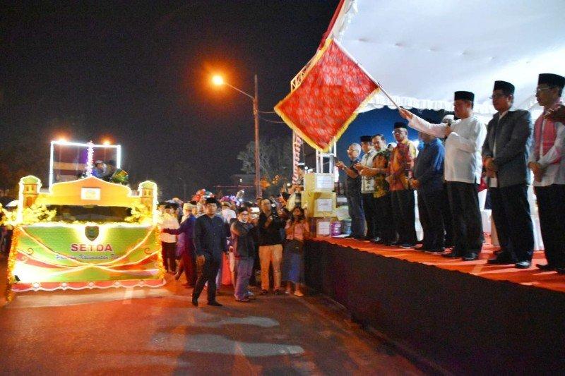 Shalat Idul Fitri di masjid dan lapangan, serta takbir keliling di Kalteng ditiadakan