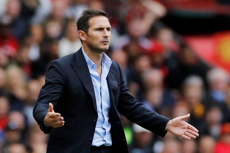 Sebut kekalahan terbesar, Lampard tak menyangka Chelsea takluk 0-4