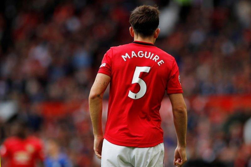 Demi MU, Maguire tolak Rp4,8 miliar/minggu dari City