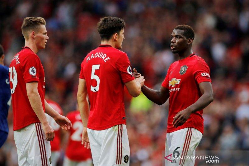 Liga Inggris -- Duo Manchester berjaya di pekan pembuka