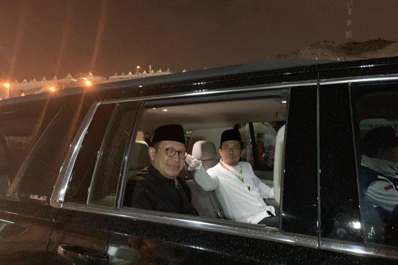 Indonesia mendesak Arab Saudi percepat renovasi kawasan Mina