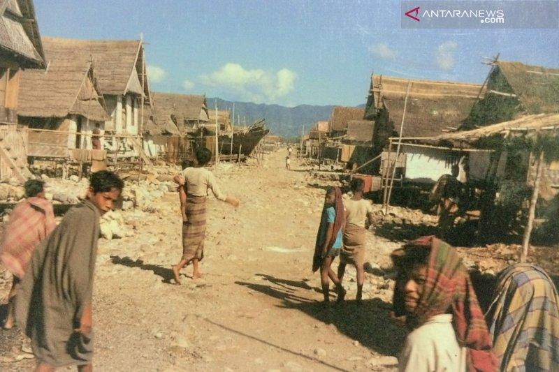 Artikel - Nasib suku Komodo di Pulau Komodo