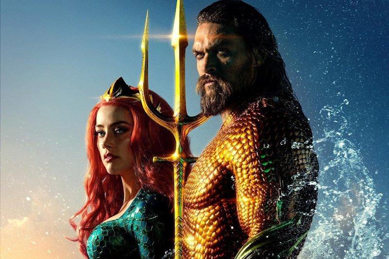 """Ditabrak buldoser, Jason Momoa belum bisa syuting untuk """"Aquaman 2"""""""