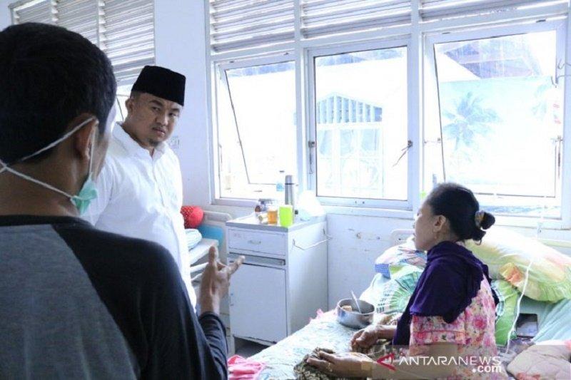 21 korban keracunan makanan di Dharmasraya sudah diperbolehkan pulang