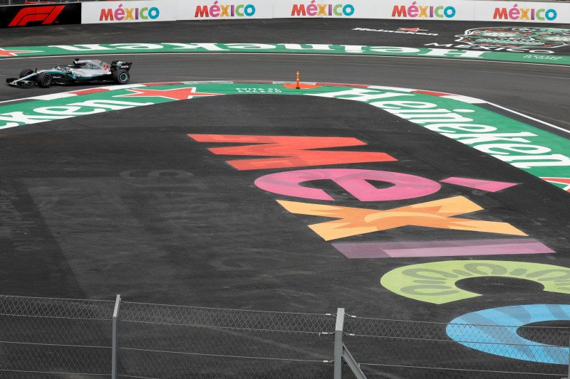 Ini statistik Grand Prix Meksiko