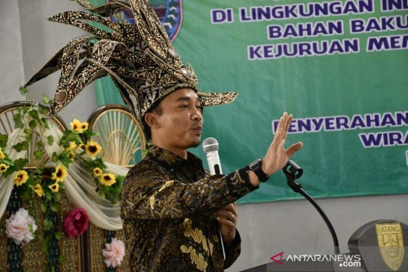 Tahun ketiga, Bupati Batang realisasikan 700 wirausaha baru