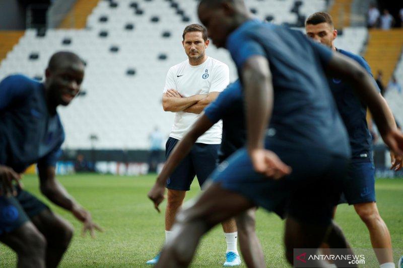 Frank Lampard optimistis Chelsea mampu lupakan kekalahan di Old Trafford