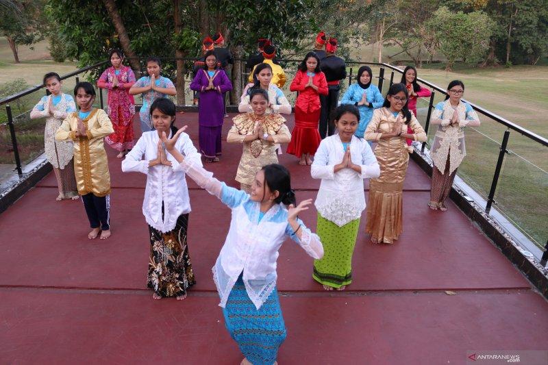Peserta SMN Sulawesi Utara dibekali pengetahuan seni dan budaya