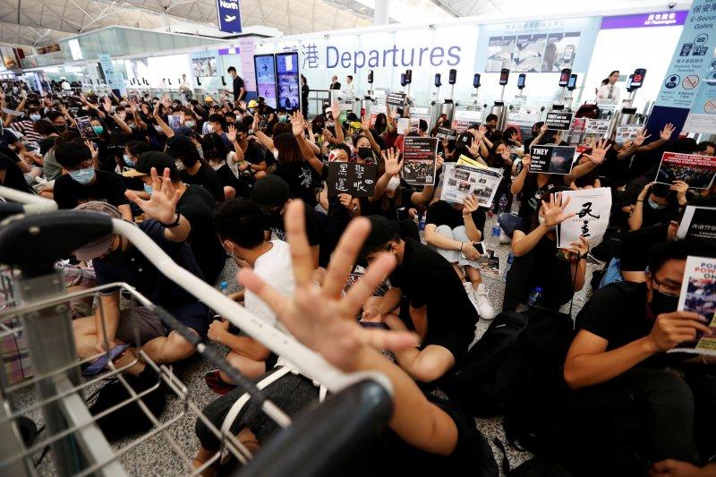 Indonesia keluarkan imbauan perjalanan ke Hong Kong