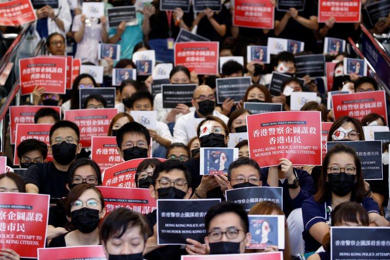 Prancis mendesak otoritas Hong Kong lanjutkan dialog dengan demonstran