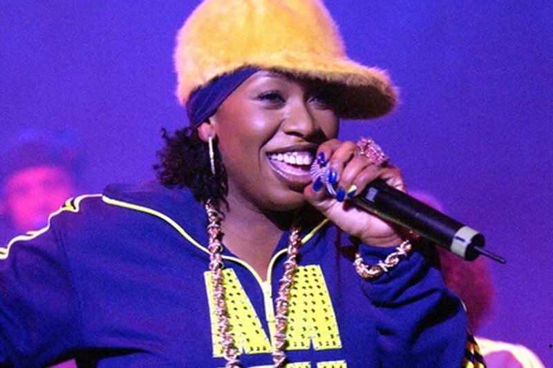Missy Elliot terima Michael Jackson Video Vanguard Award MTV