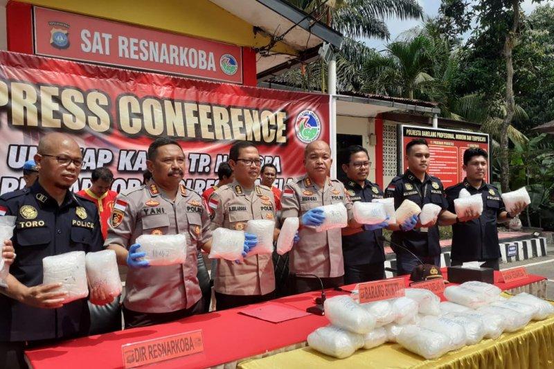 Napi Tanjungpinang kendalikan alur narkoba dari penjara
