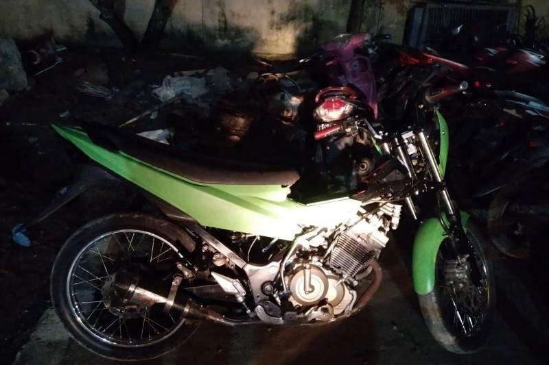 Polisi Jayapura tangkap penadah sepeda motor curian