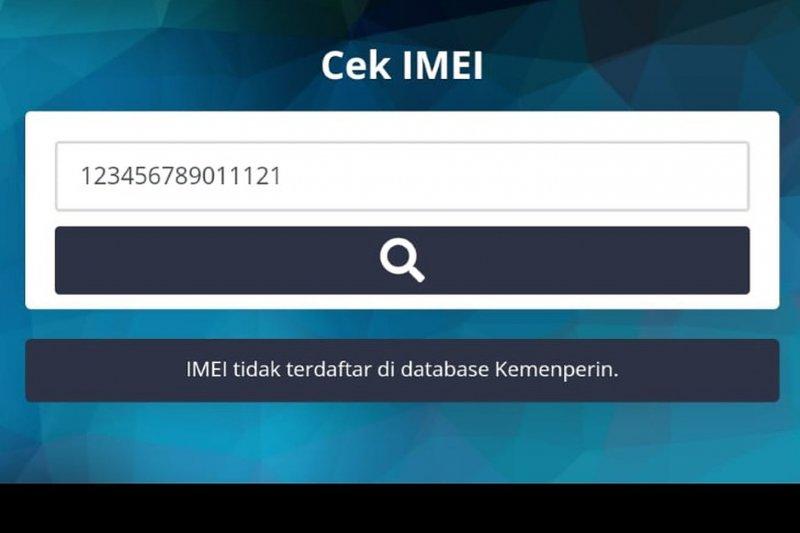 Kominfo lakukan uji coba lengkap blokir IMEI