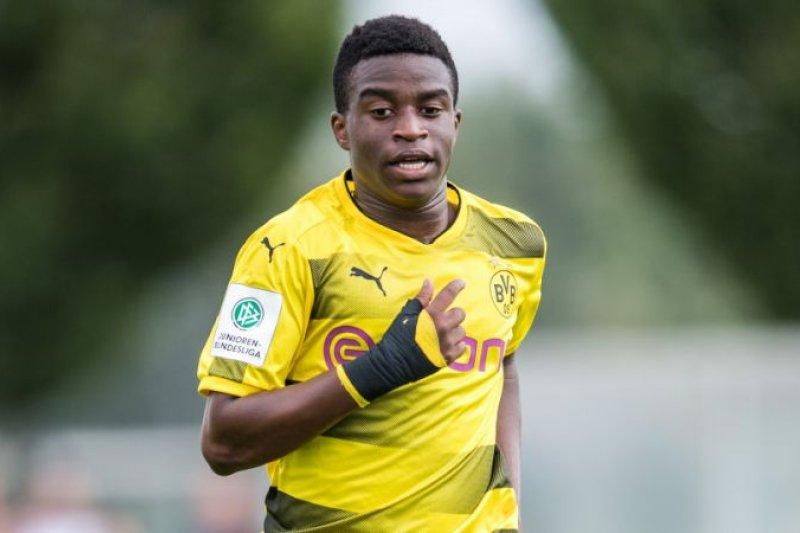 Spektakuler, anak ajaib Borussia Dortmunud ini cetak enam gol