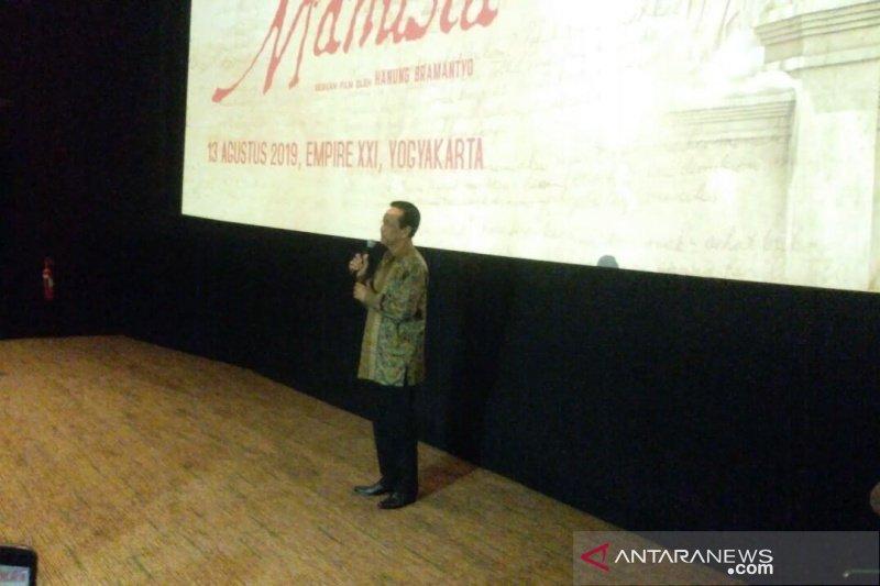 Sultan Hamengku Buwono X terkesan kedalaman nilai film Bumi Manusia