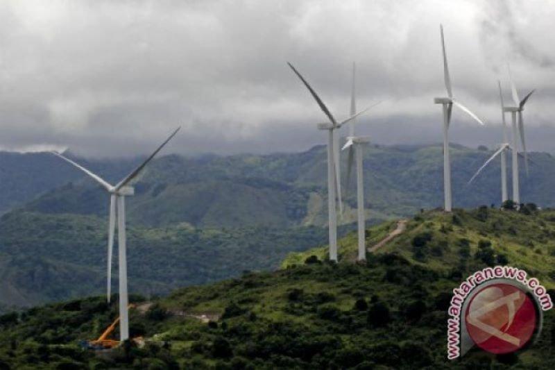 PLTB Kabupaten Sidrap telah produksi listrik lebih dari 400.000 MW