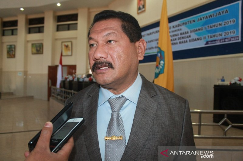 Bupati Jayawijaya imbau pedagang tutup usaha saat 17 Agustus 2019
