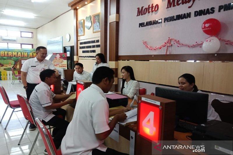 Tim Kemenpan RB evaluasi pelayanan publik Kapuas