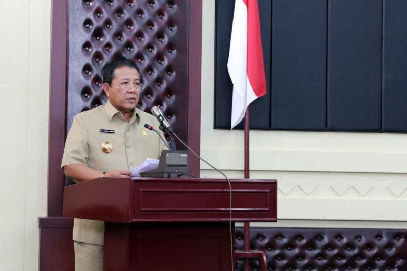 Gubernur Lampung ajak anggota DPRD bangun daerah