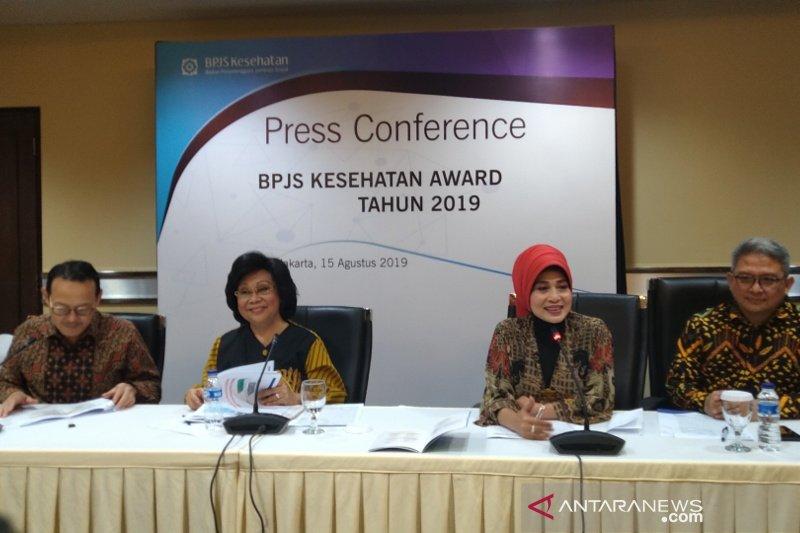 BPJS Kesehatan beri penghargaan pada RS terbaik
