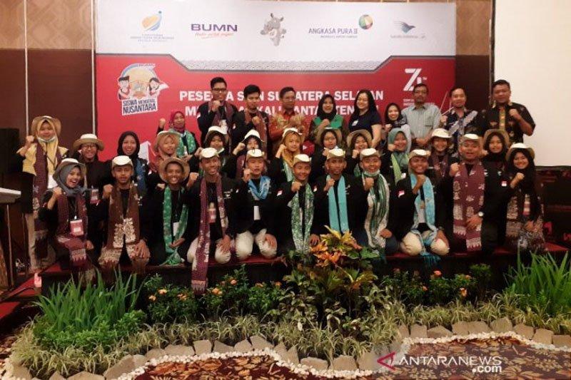 Peserta SMN 2019 penasaran apa yang membuat Kalteng terpilih jadi calon ibu kota