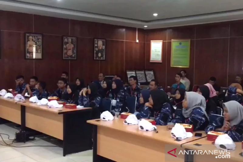 VIDEO - Peserta SMN di Riau dibekali pengetahuan bahaya narkoba