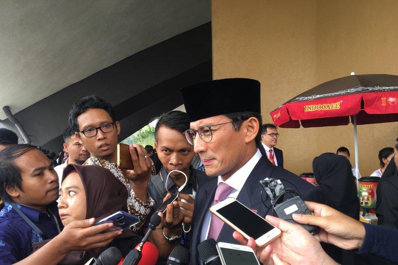 Sandiaga Uno apresiasi Jokowi fokus pembangunan SDM