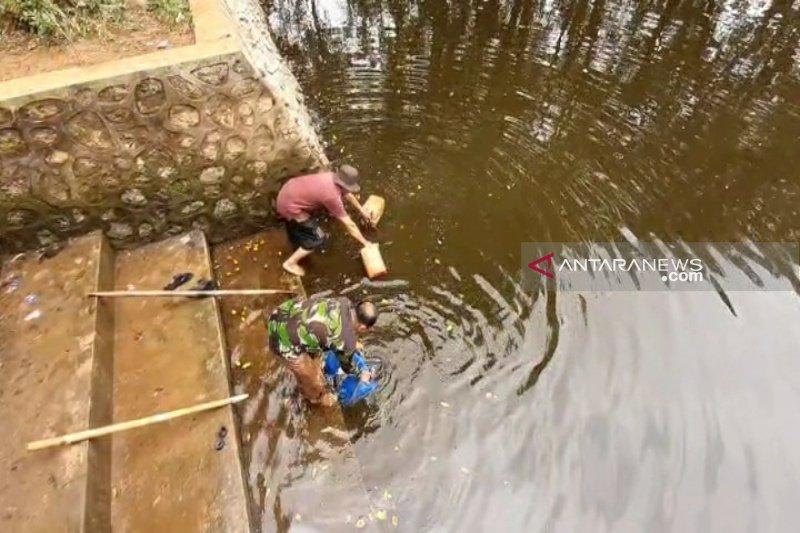 BPBD Gunung Kidul menghabiskan Rp300 juta untuk distribusi air bersih