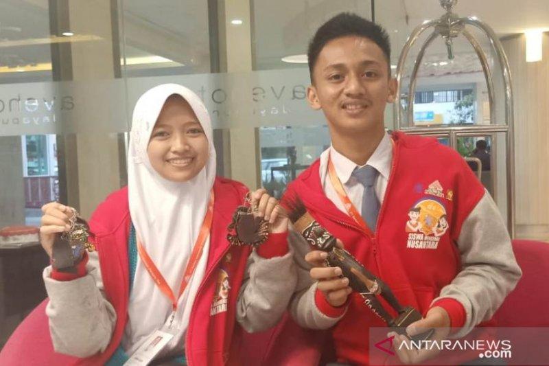 Siswa asal Soppeng dan Luwuk Timur sebut SMN luar biasa