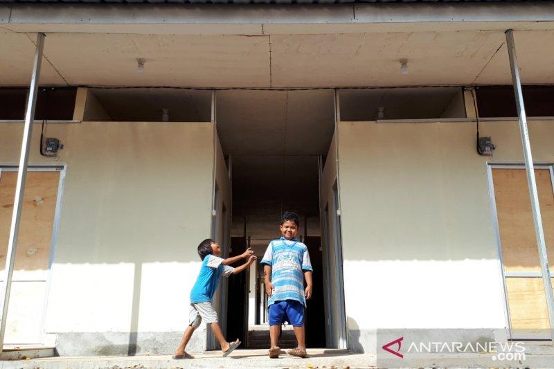 915 bilik huntara PUPR untuk korban bencana Pasigala masih kosong, bukan 3.000