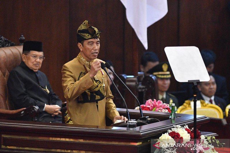Rencana perpindahan ibu kota negara, Jokowi minta izin kepada rakyat Indonesia