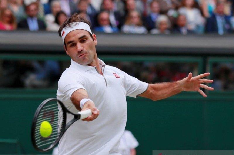 Federer dikalahkan Andrey Rubley di Cincinnati Masters