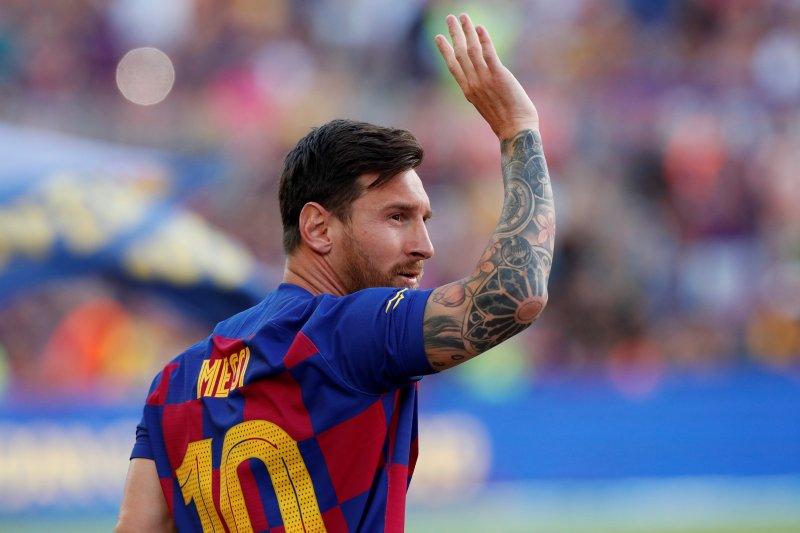 Messi tak diturunkan di laga pembuka La Liga