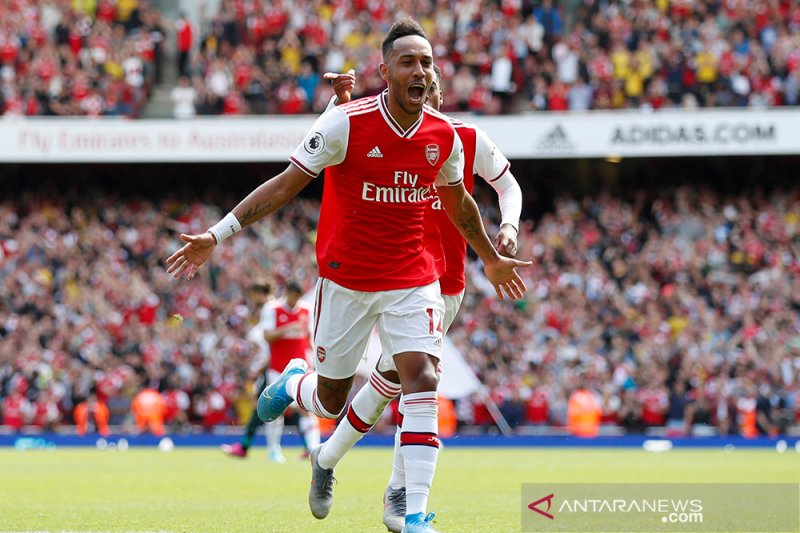 Dua kemenangan awal bikin Arsenal pede hadapi Liverpool