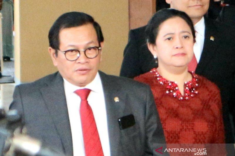 Pramono: Wiranto jalani operasi selama tiga jam