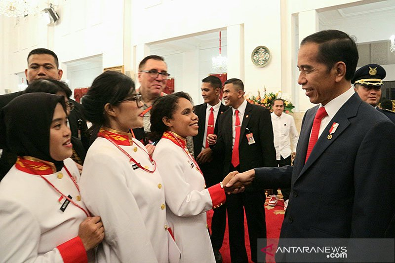 Jokowi challenged to improve  Indonesia's competitiveness