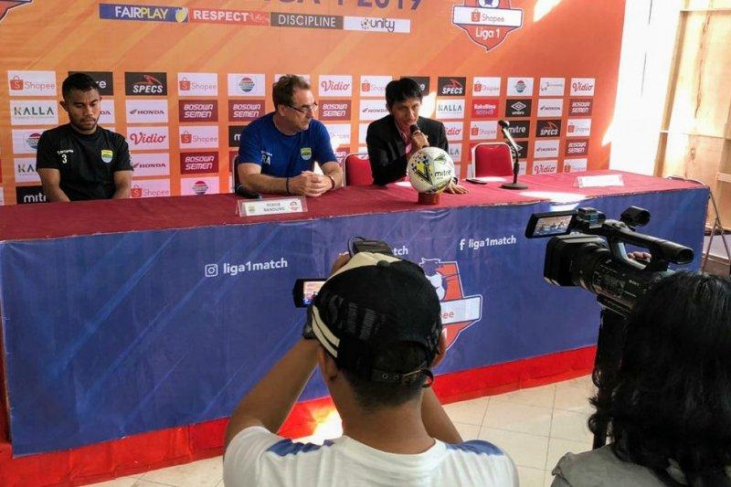 Persib Bandung siapkan Bojan hingga akhir putaran pertama Liga I