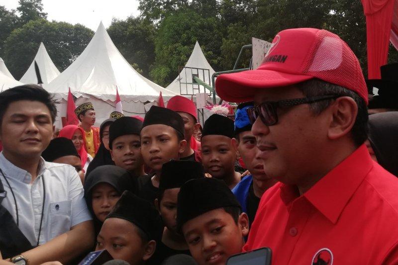 Pidato Jokowi soal studi banding, Sekjen PDIP: Itu bukan sindiran