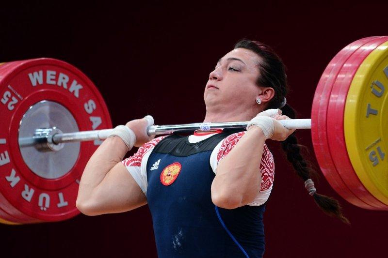 Tujuh lifter Rusia doping