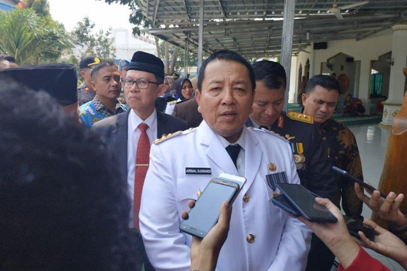 Gubernur Lampung apresiasi petugas lapas dalam membina narapidana