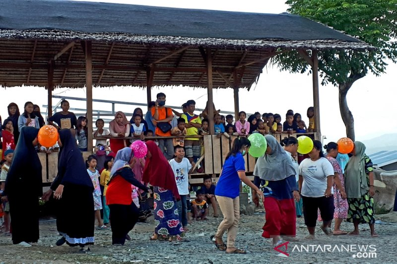 Penyintas gempa Balaroa antusias rayakan 17 Agustusan