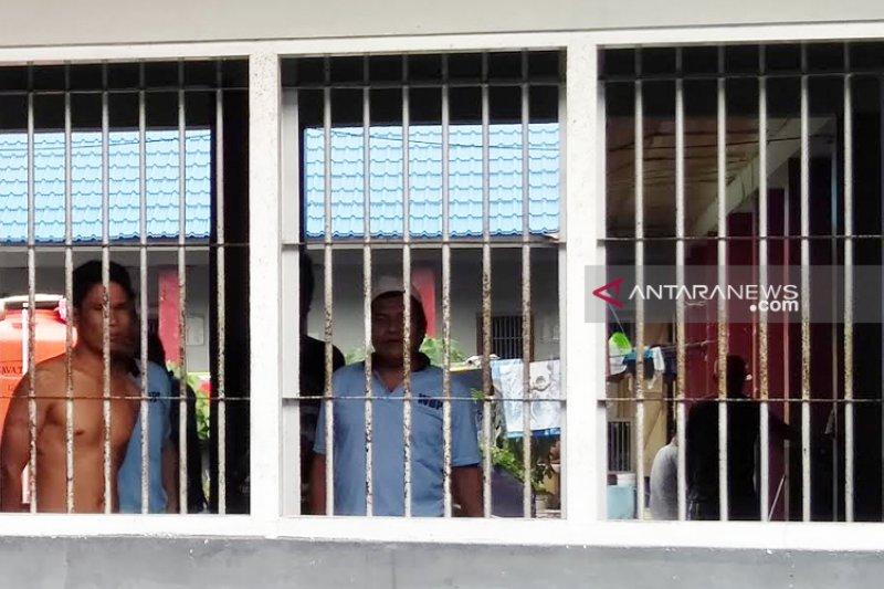 Saidina Aliansyah satu lapas dengan tahanan teroris Poso