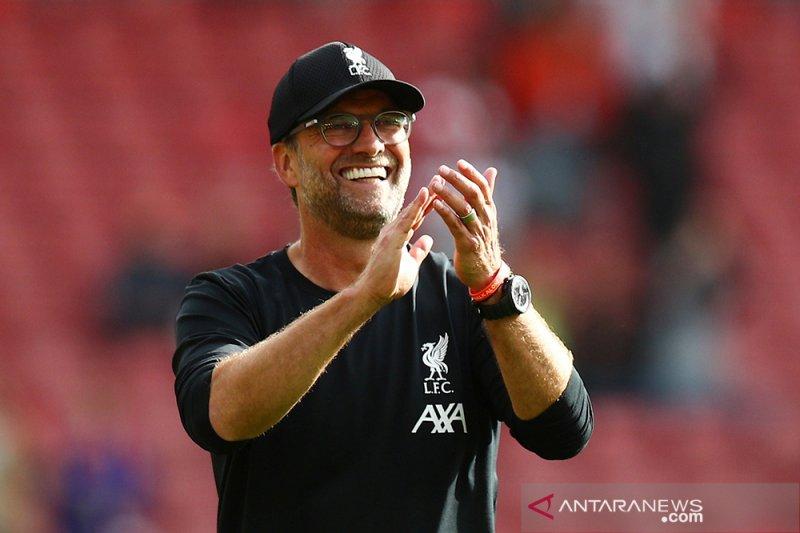 Liga Inggris -- Klopp: semua orang berharap Liverpool terpeleset
