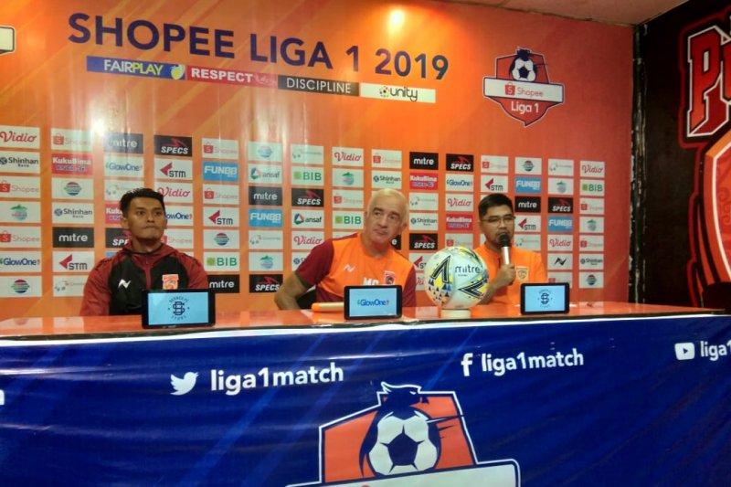 Liga 1 -- Borneo FC bertekad taklukkan Persipura