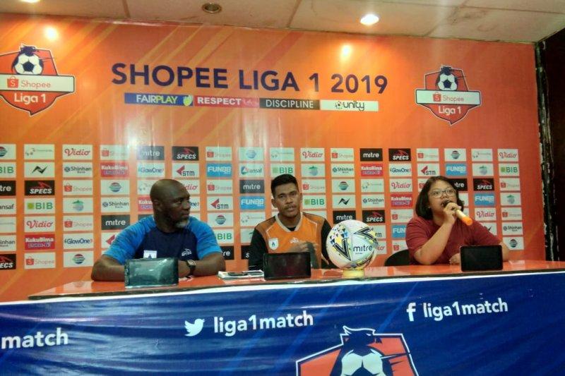 Persipura optimistis bisa redam Borneo FC