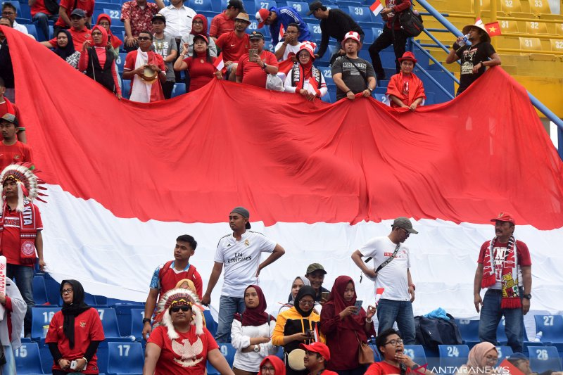 Piala AFF U-18, susunan pemain timnas Indonesia lawan Myanmar