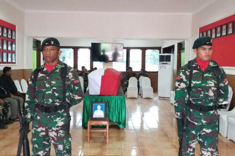 Dua anggota Yonif Linud 432/Kostrad tewas dianiaya di Yahukimo Papua